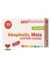 Acid Folic Metilat 30 tablete - AboPharma