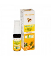 Spray de gat cu propolis, ulei de pin, salvie si portocal 20 ml - Albina Carpatina