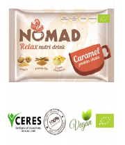 Relax Nutri Drink shake proteic cu aroma de Caramel 24g - Nomad