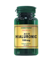 Acid Hialuronic 100mg 30 tablete Cosmopharm