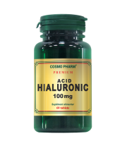 Acid Hialuronic 100mg 60 tablete Cosmopharm