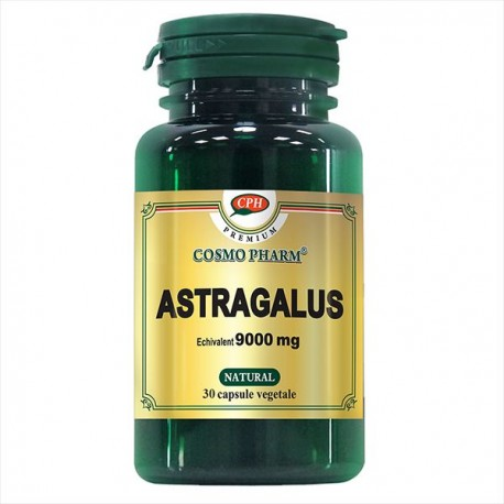 Astragalus Extract 450 mg 30 cps Cosmopharm - INDISPONIBIL MOMENTAN!