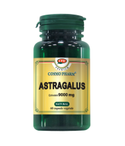 Astragalus Extract 450 mg 60 cps Cosmopharm - INDISPONIBIL MOMENTAN!