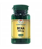 BCAA 500 mg 30 tablete Cosmopharm