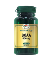 BCAA 500 mg 60 tablete Cosmopharm