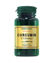 CURCUMIN C3 Extract 400mg 30 cps Cosmopharm