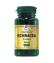 Echinacea Extract 500 mg 60 cps Cosmopharm