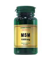 MSM 1000mg 30 tablete Cosmopharm