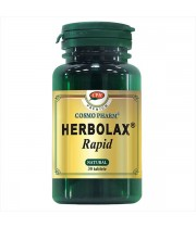 Herbolax Rapid 30 tab Cosmopharm