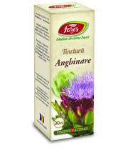 Tinctura de anghinare 30 ml Fares