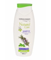 Sampon contra matretii cu Rozmarin BIO si Menta Natural Care 500 ml- Gerocossen