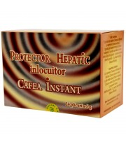 PROTECTOR HEPATIC FORTE CAFEA INSTANT 120GR - HOFIGAL