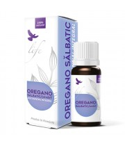 Ulei esential integral de oregano salbatic 100% Natural 10 ml - Life Bio