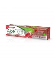 AloeDent® Triple Action Pomegranate pasta de dinti cu rodie fara Flour 100 ml - Optima