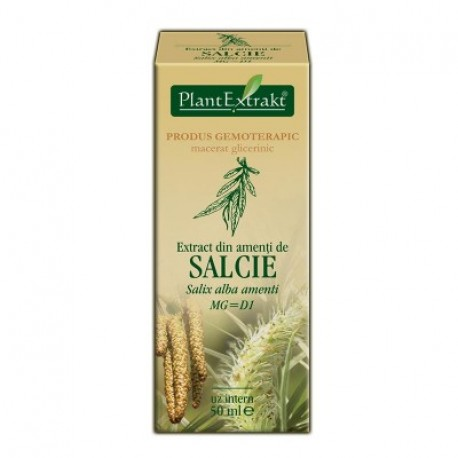 Extract din amenti de salcie MG=D1 50 ml Plantextrakt