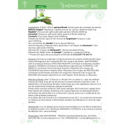 Hepatonic BIO 20 fiole buvabile - Santarome Nature