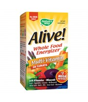 Alive Multivitamine fara fier 30 cps - Nature's Way