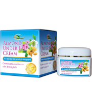 Almond Under Eye Cream - crema anticearcan 50 ml - Ayurveda