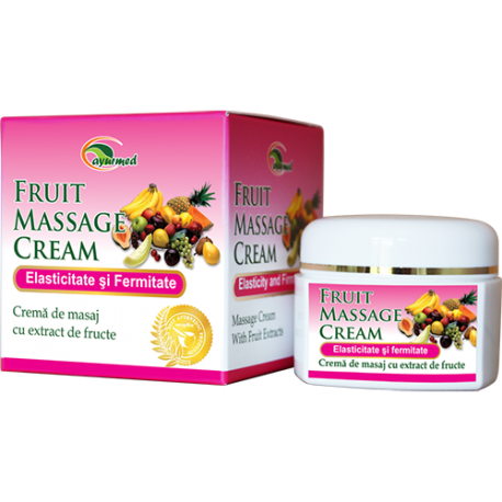 Fruit Massage Cream - crema pentru masaj 50 ml - Ayurveda