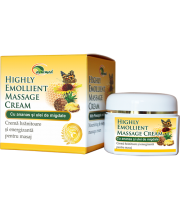 Highlly Emollient Massage Cream - crema de ten pentru masaj 50 ml - Ayurveda