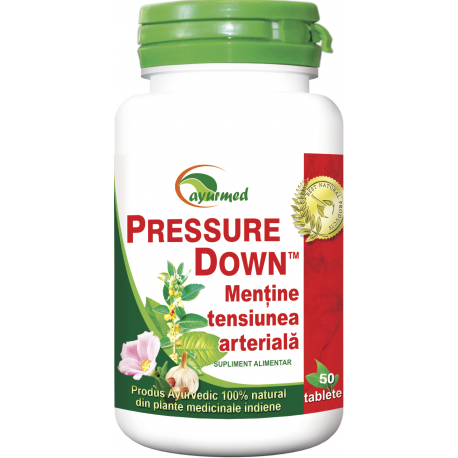 Pressure Down 50 tablete - Ayurveda