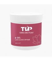 GEL CIRCULATIE OPTIMA 250ML - TERRA MED PLANT