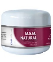 M.S.M Natural Crema 75 ml - DVR