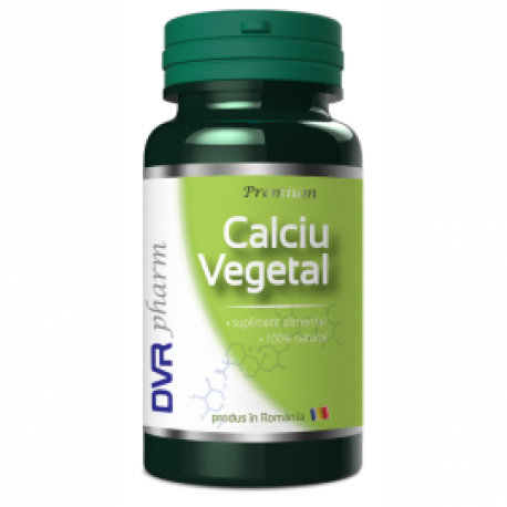 Calciu Vegetal 60 capsule - DVR