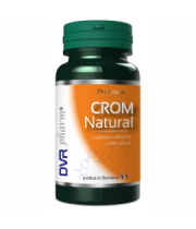 Crom Natural 60 capsule - DVR