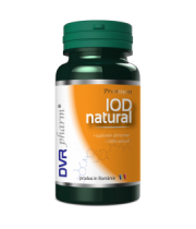 Iod Natural 60 capsule - DVR