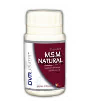 MSM Natural 90 capsule - DVR