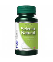Seleniu Natural 60 capsule - DVR