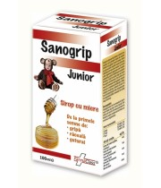 Sanogrip junior sirop 100 ml - Farmaclass