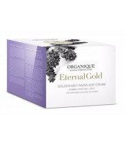 Cremă de zi cu aur Eternal Gold 50 ml - Organique