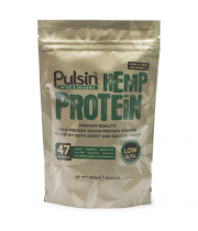 Pudra Proteica din Canepa 40% proteine 250 gr - Pulsin