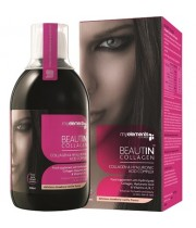 BEAUTIN COLLAGEN CU PEPENE GALBEN SI MANGO 500 ML - MY ELEMENTS