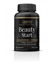 Beauty Start cu colagen 750mg x 80 capsule - Zenyth
