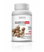 Agaricus Forte 60 capsule x 500 mg Zenyth
