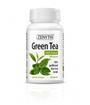 Green Tea EGCG Extract 200 mg 30 capsule - Zenyth