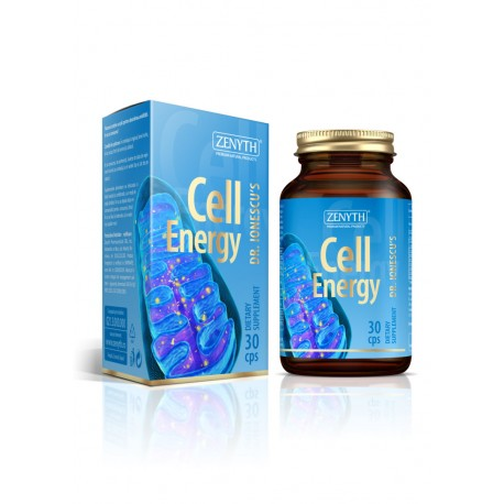Cell Energy Dr. Ionescu's – 30 cps Zenyth